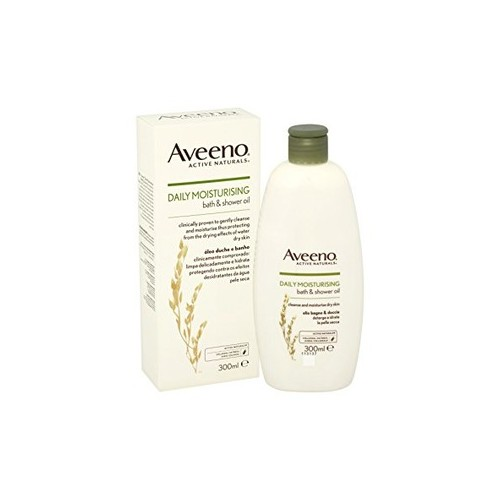 AVEENO DAILY MOST BATH SHOWER