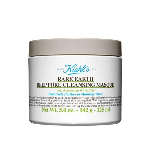 kiehl's Rare Earth Deep Pore Cleansing Masque 125ML