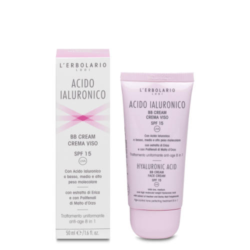 BB Cream Acido Ialuronico 50ml