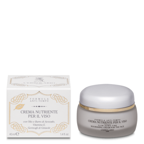 L'ERBOLARIO Crema Nutriente Anti-Tempo 40ml