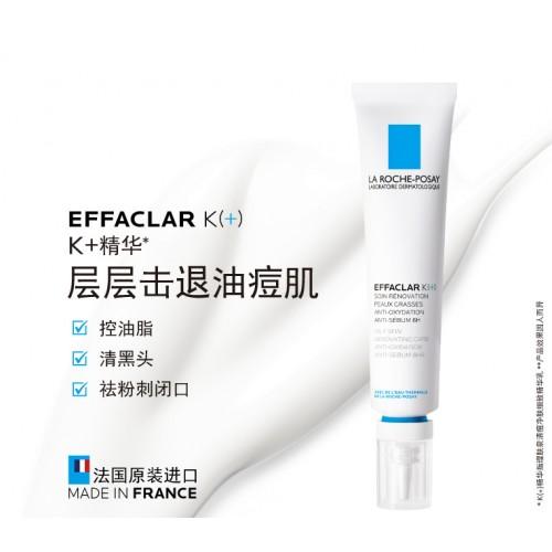 La Roche-Posay Effaclar K+40ml+ Gel Detergente In Omaggio 50ml