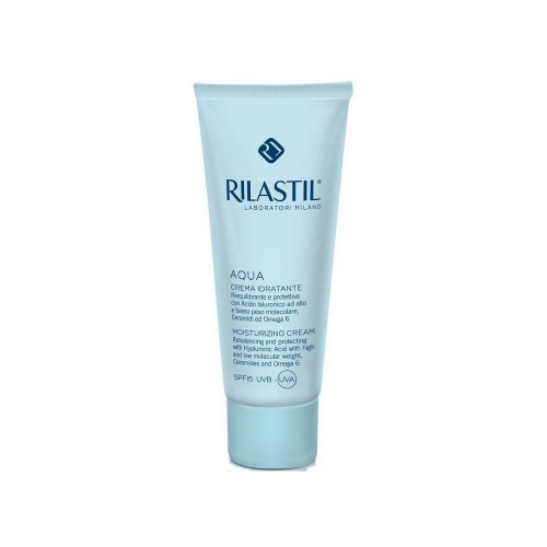 Rilastil Aqua Crema Idratante SPF15 50mL