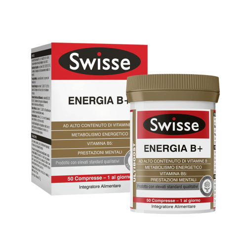 SWISSE ENERGIA B+ 50compresse