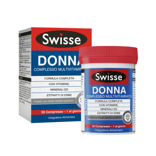SWISSE MULTIVITAMINICO DONNA 60compresse