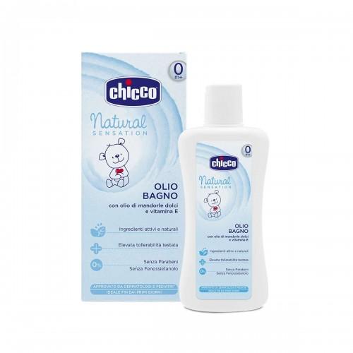 CHICCO  Olio bagno Natural Sensation 100 ml
