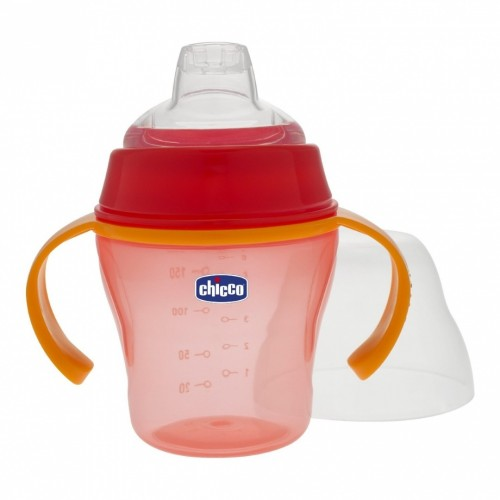 Chicco Soft Cup 200Ml 6M+