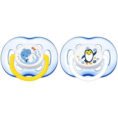 PHILIPS Avent Succhietto Airflow Per Bambino +18 mesi 2 Pezzi