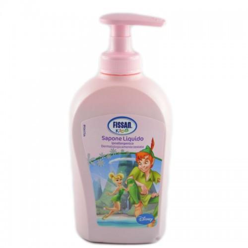 Fissan Sapone Liquido Detergente Neutro Per Bambini Kids E Walt Disney 300 Ml