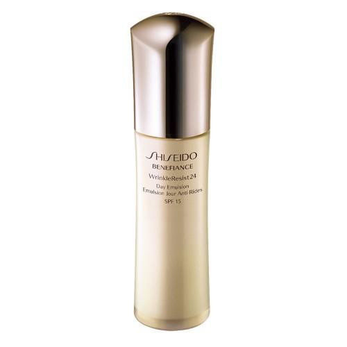 Shiseido Benefiance WrinkleResist24 Day Emulsion SPF 15, 75 ml