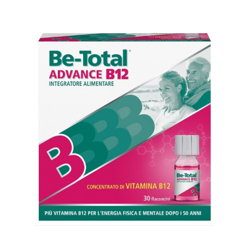 Be-Total Advance B12 30flaconcini