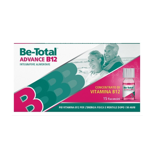 Be-Total Advance B12 15flaconcini