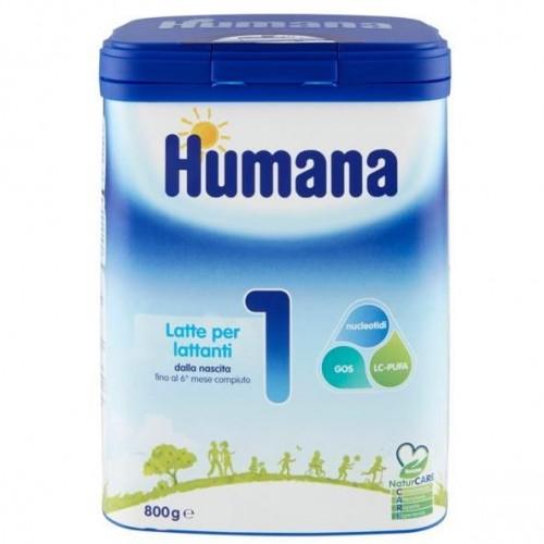 Humana 1 Latte per lattanti 800 g