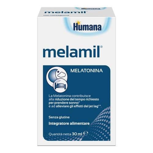 Humana Melamil Gocce 30ml