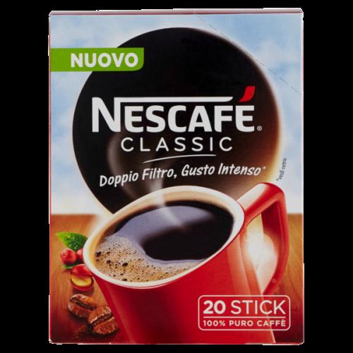 NESCAFÉ CLASSIC Caffè solubile 20stick