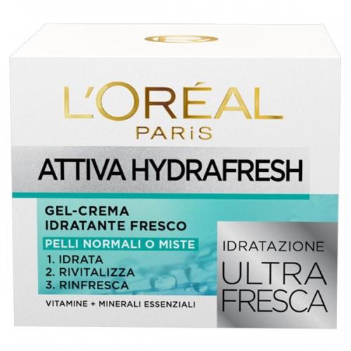 ATTIVA HYDRAFRESH GEL-CREMA IDRANTANTE FRESCO 50 ML
