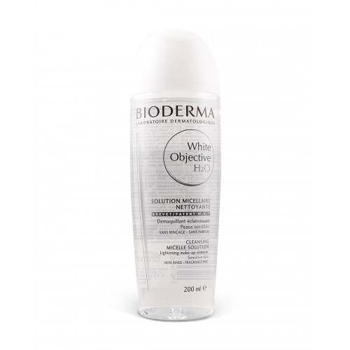 BIODERMA WHITE OBJECTIVE H2O DA 200ML