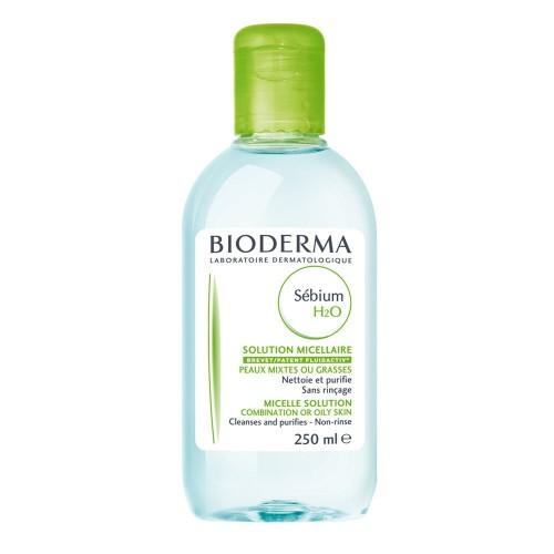 BIODERMA SEBIUM H2O SOLUZIONE MICELLARE 250ML