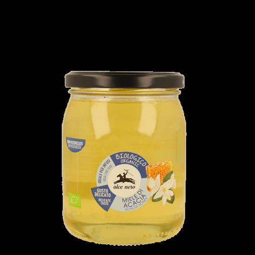 Miele di acacia biologico 700g