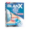 Trattamento sbiancante Blanx White Shock Kit tubo 30 ml con mascherina led