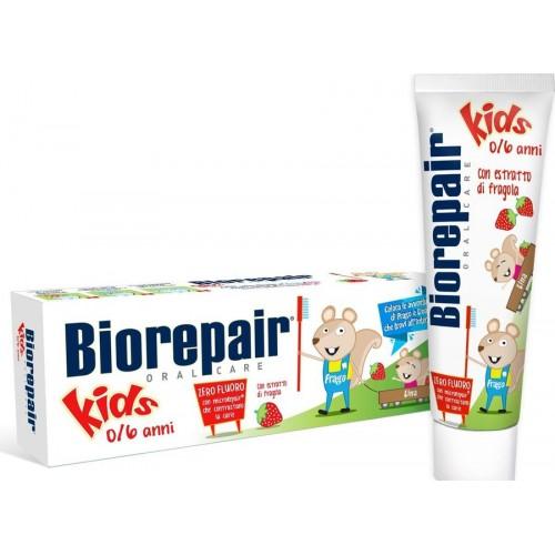 Dentifricio Biorepair Kids 0-6 anni 50ml
