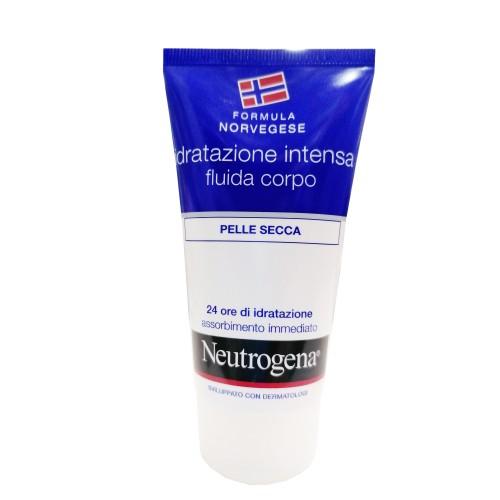 Neutrogena Crema Fluida Corpo Idratante Intensa 75 ml