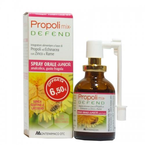 Propolimix defend spray junior 30 ml