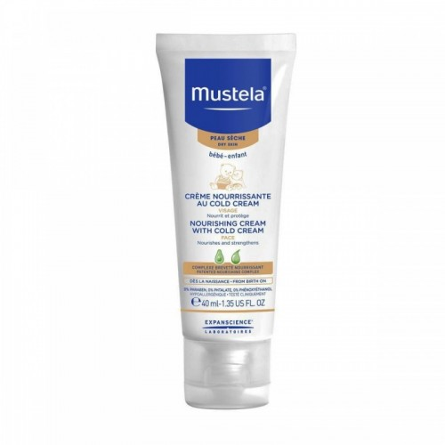 MUSTELA LATTE NUTRIENTE ALLA COLDCREAM 200ML