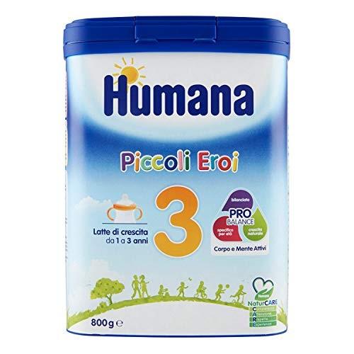 Humana 3 Naturcare latte in polvere 800g