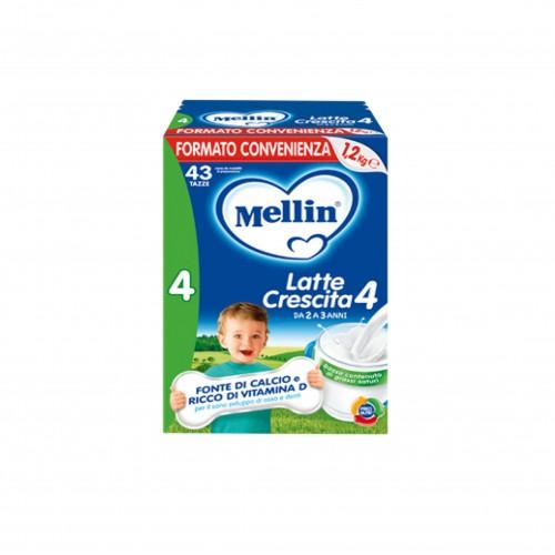 MELLIN LATTE CRESCITA 4 POLVERE 1200g